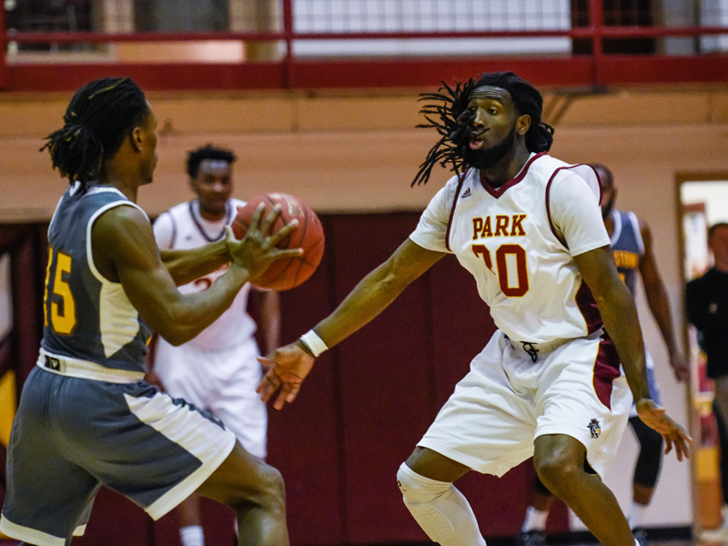 21st Park vs. Harris-Stowe State University Photo