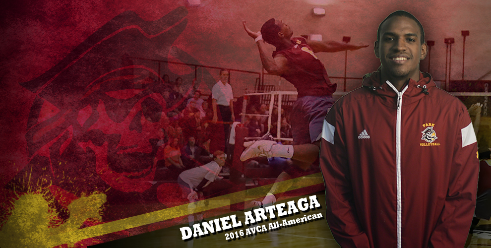Daniel Arteaga is an All-American for the second time in his Park career.