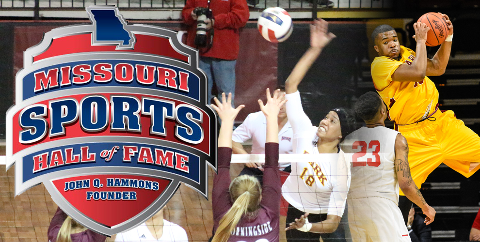 Wendy Romero and Xavielle Brown will be honored by the Missouri Sports Hall of Fame Jan. 29.
