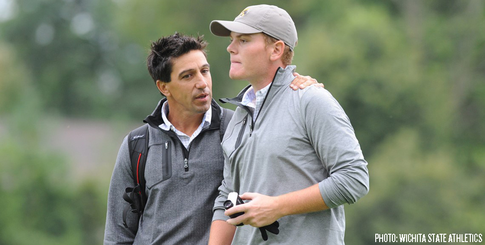 Tony Blake is Park's fourth women's golf coach in school history and its first men's coach in more than three decades.