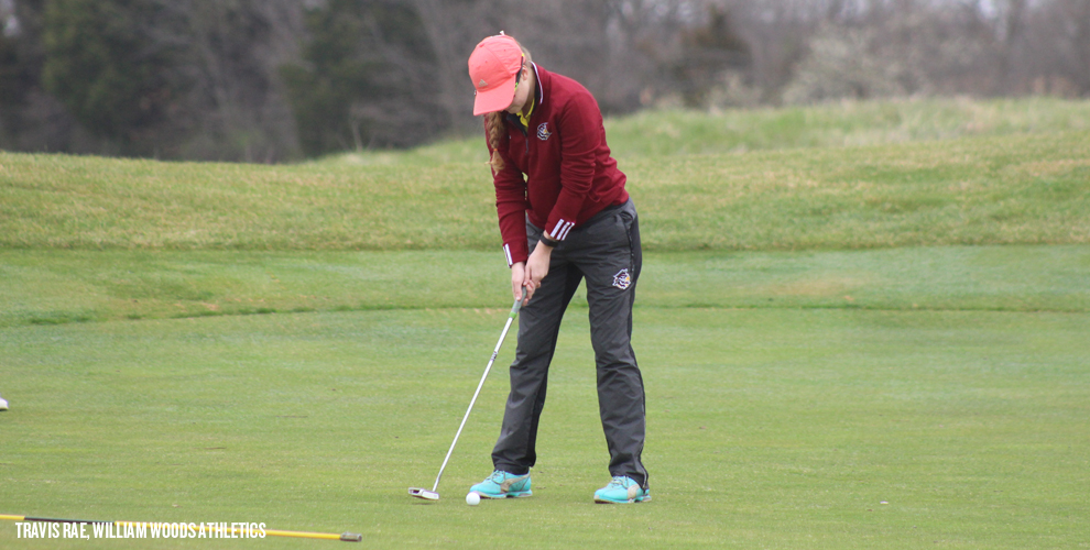 Rachel Hoffman shot 75 to win the Fulton Medical Center Invitational March 28 at Tanglewood Golf Course.