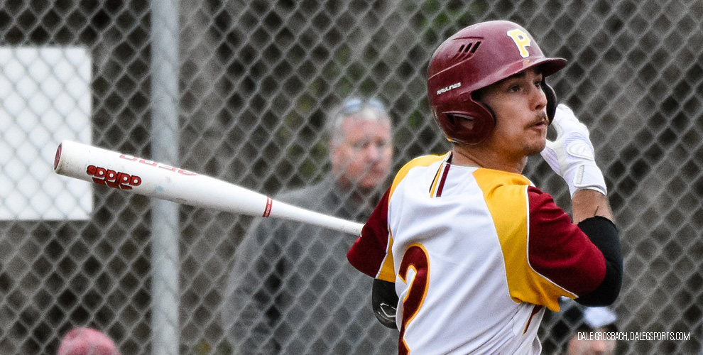 Nico Codemo drove in five, including a first-inning three-run homer, in Park's 12-9 loss to Harris-Stowe.