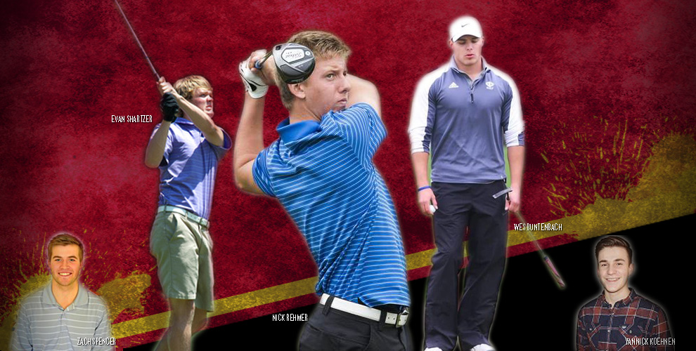Park University men's golf stands at six signed student-athletes for the 2017-18 season with the addition of five this week.