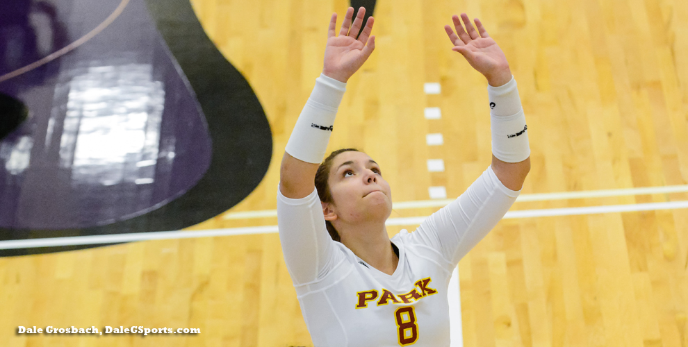 All-America setter Danna Gomes is back with the Pirates in 2016 for her sophomore season.