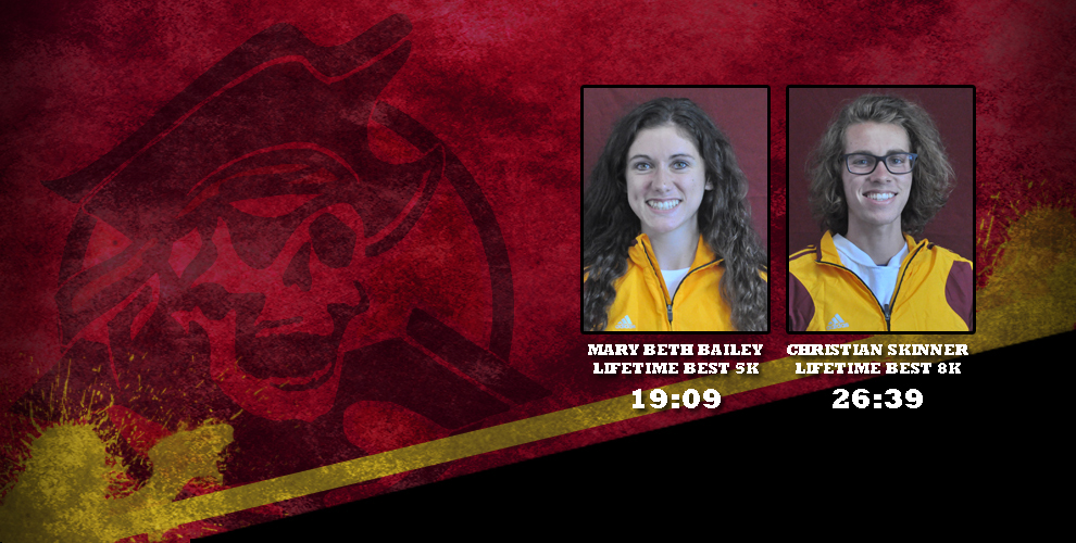 Multiple lifetime bests were set for Park at the NAIA Mid-States, including leaders Mary Beth Bailey and Christian Skinner.