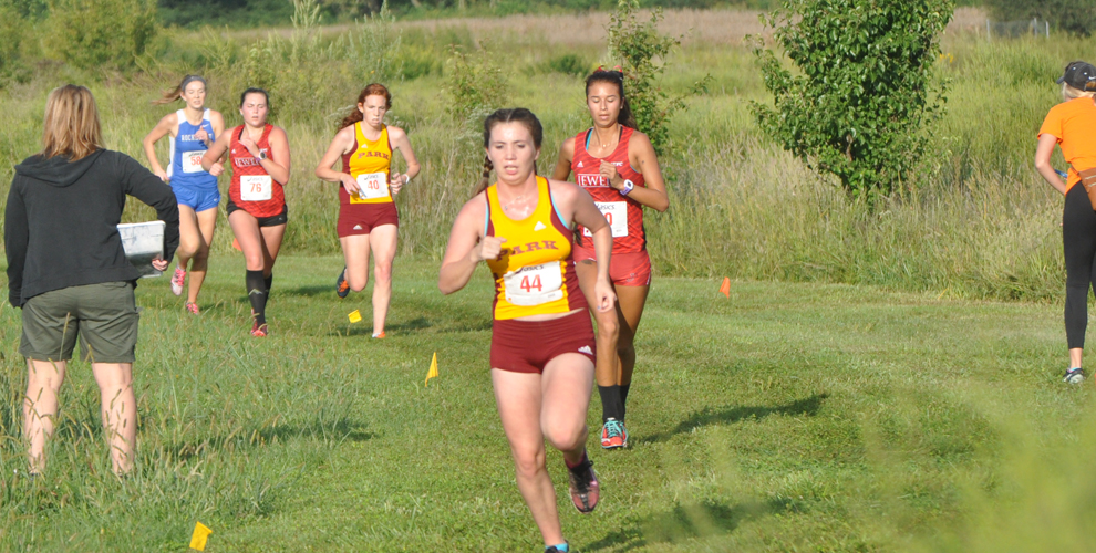 Emily High finished sixth, helping the Park women qualify for the NAIA National Championships in Illinois.