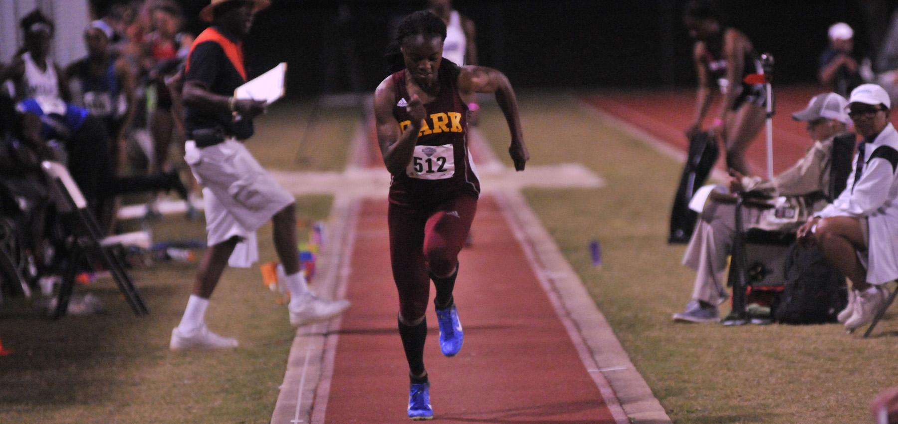 Fletcher Now Two-Time Outdoor All-American After Seventh-Place Finish in 200-Meter Dash