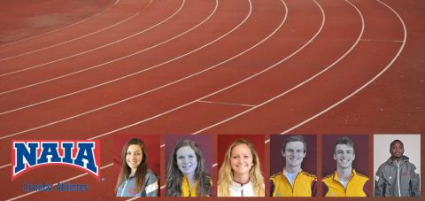 Six Pirates were named to the 2017 Daktronics-NAIA Track and Field Scholar-Athlete Teams.