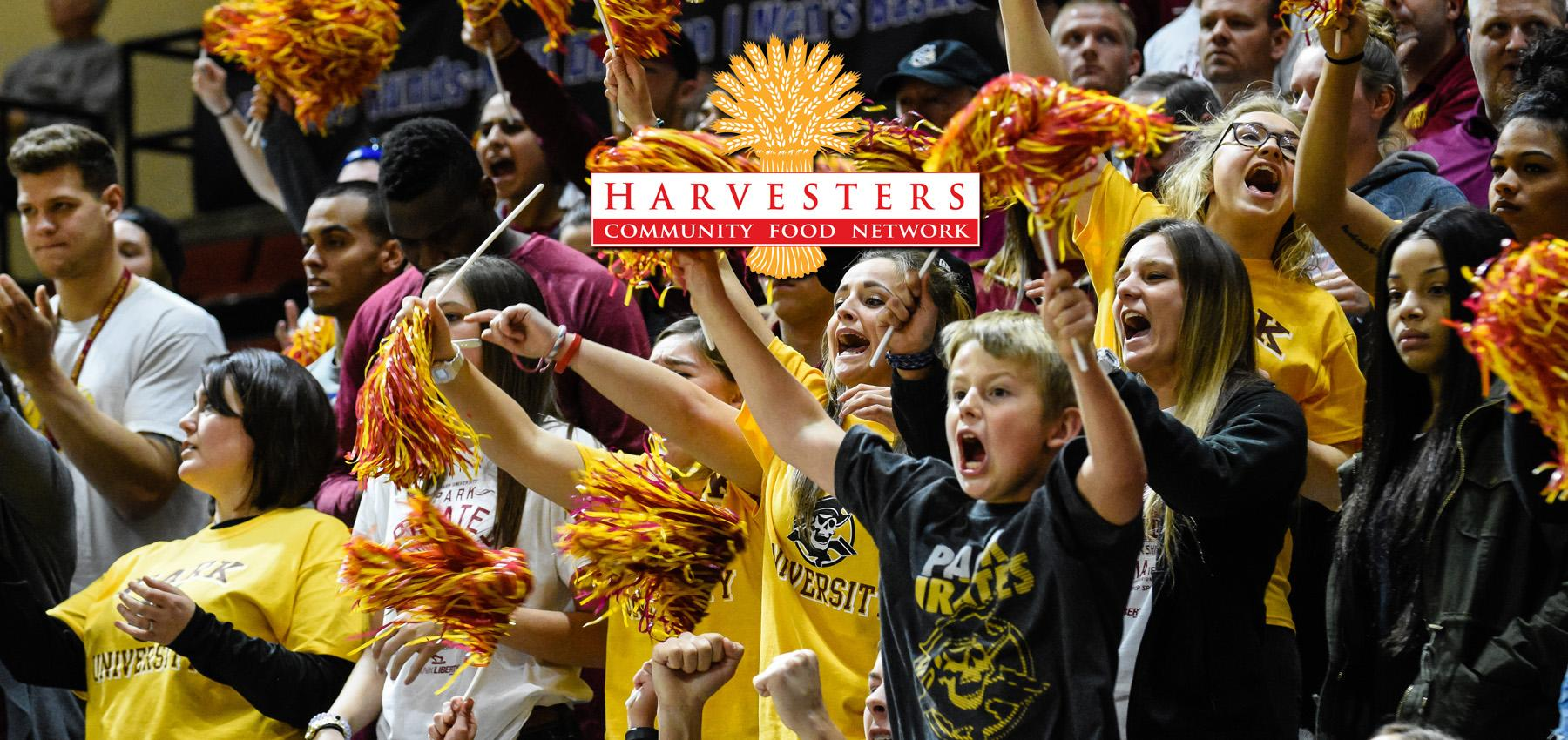 Pirates Announce Youth Nights to Benefit Harvesters - The Community Food Network