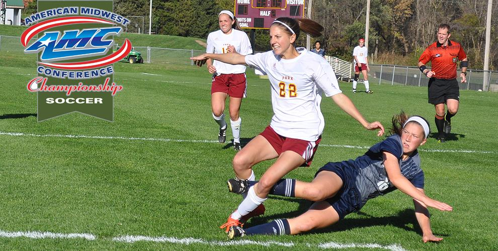 No. 13 Columbia upended Park 3-0 at Julian Field in the AMC Championship Nov. 10.