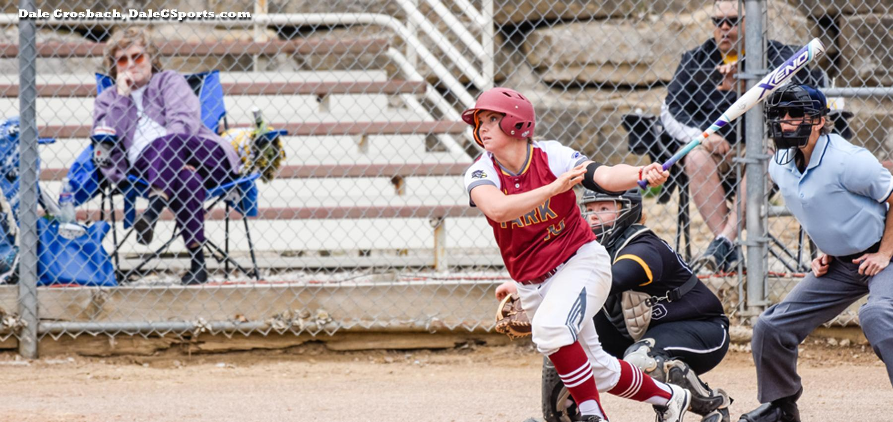 Land Tabbed Honorable Mention All-American by NAIA Softball Coaches