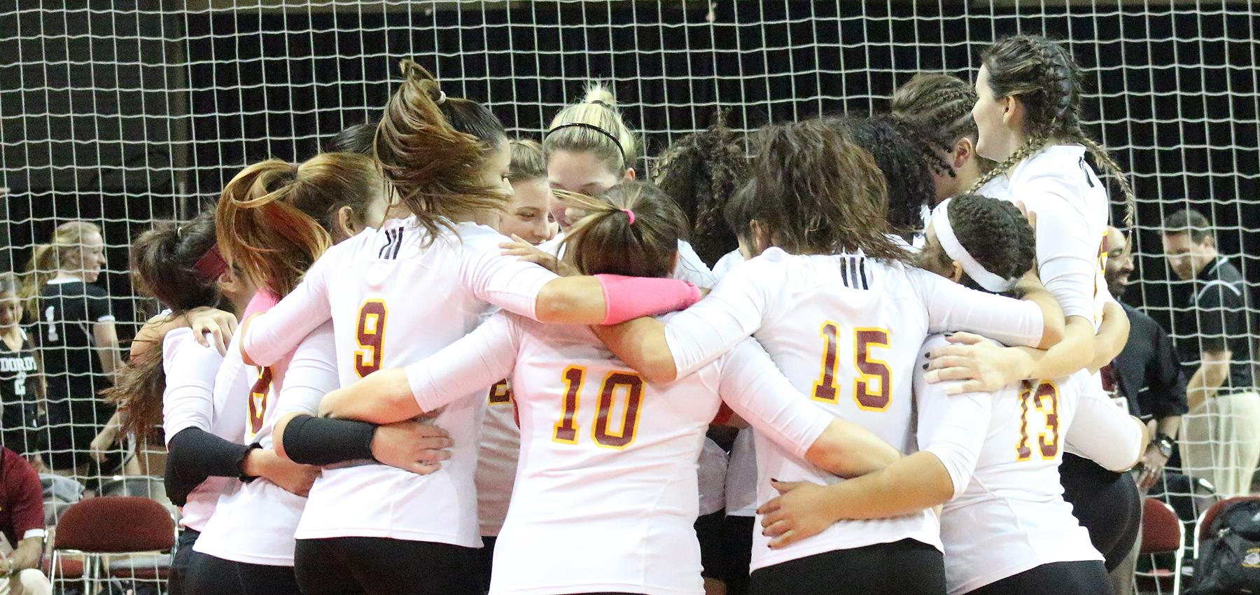 AVCA Breaks Record With 822 Teams Awarded for Academic Excellence, Including Park University Women's Volleyball
