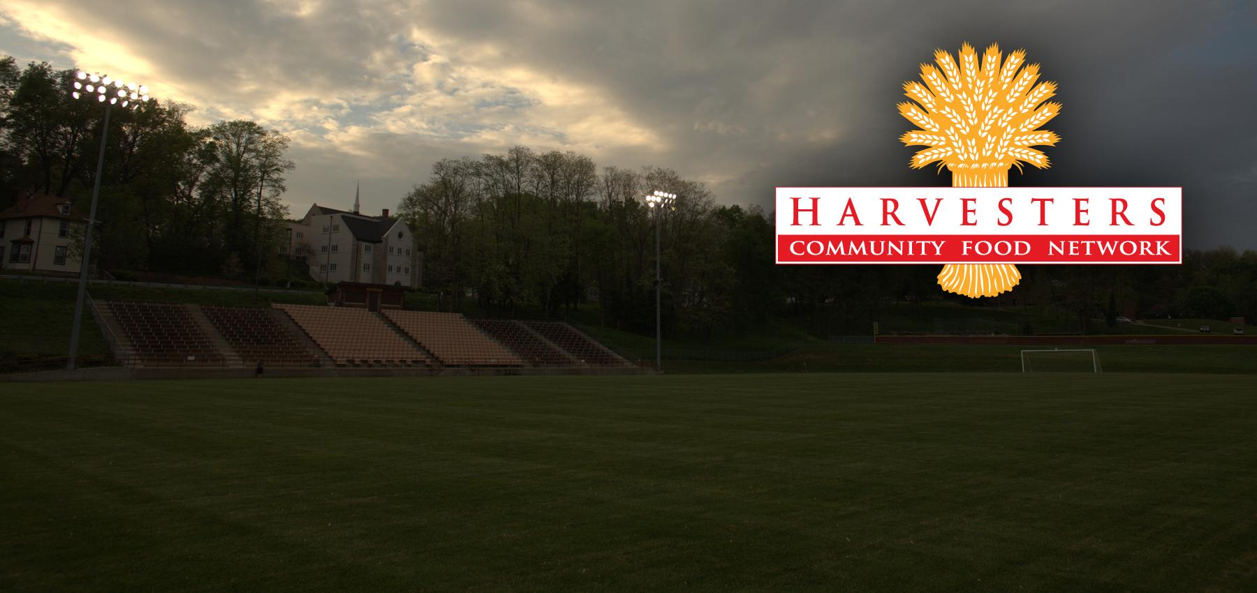 Soccer Teams Kick Off Youth/Club Night Series to Benefit Harvesters Wednesday at Julian Field