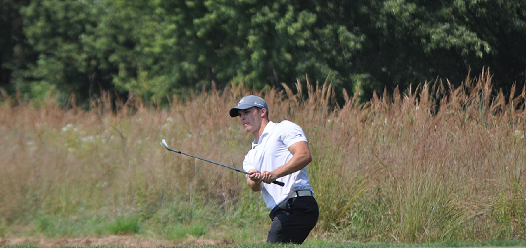 Men's Golf Posts Improved Second Round, Led by Buntenbach's 68, in Fifth-Place Finish at William Woods