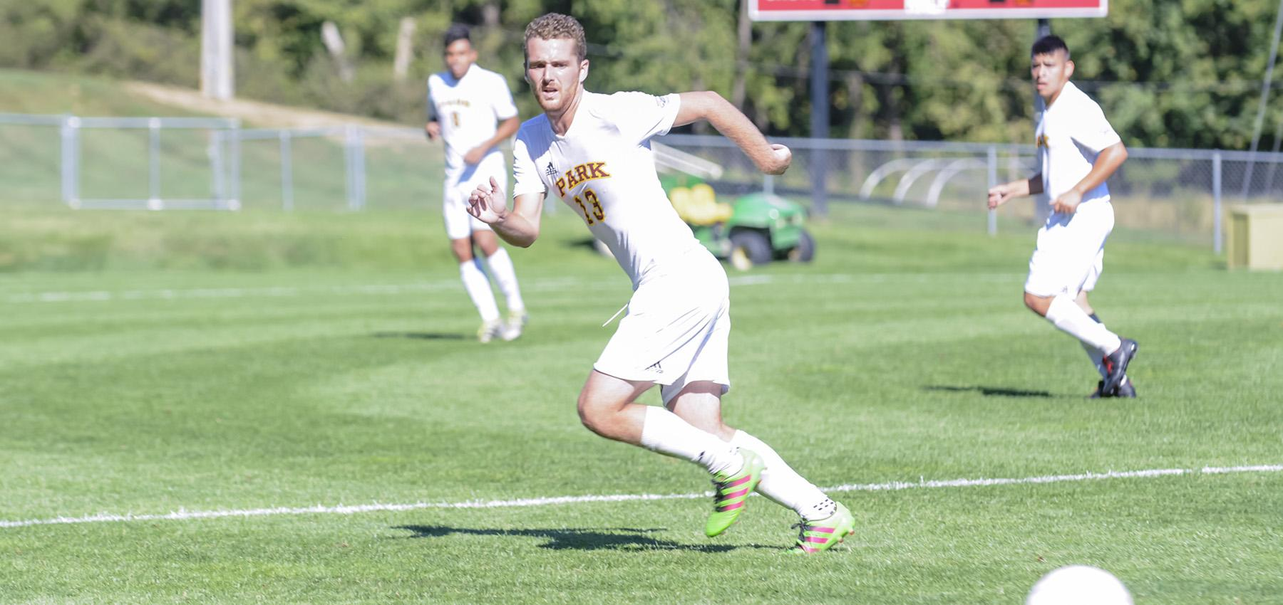 Men's Soccer Notebook: Ranked Foe Awaits Pirates