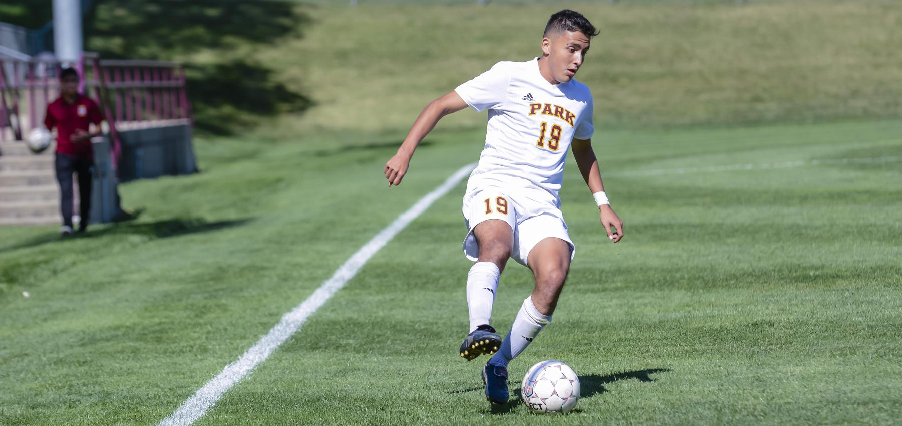 Men's Soccer Notebook: Park Opens Road Trip at Lyon